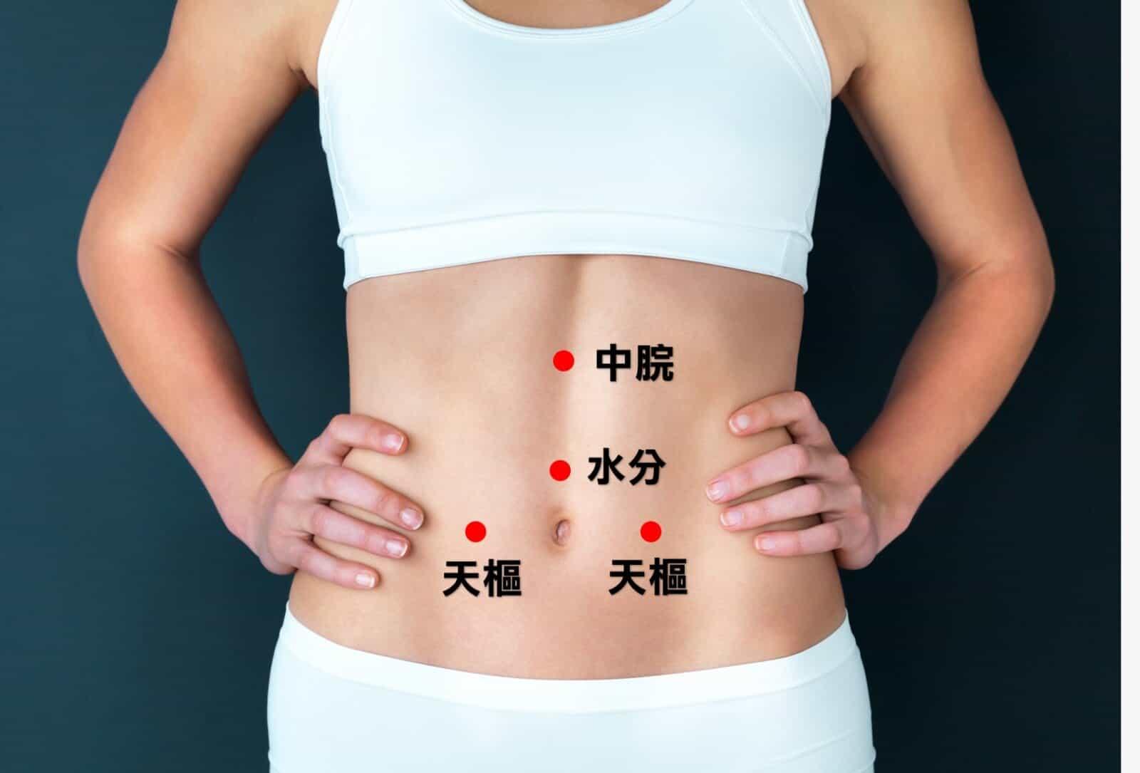 【趕走豬腩肉】穴位按摩有助回復小蠻腰?中醫教你3個腹部減肥穴位