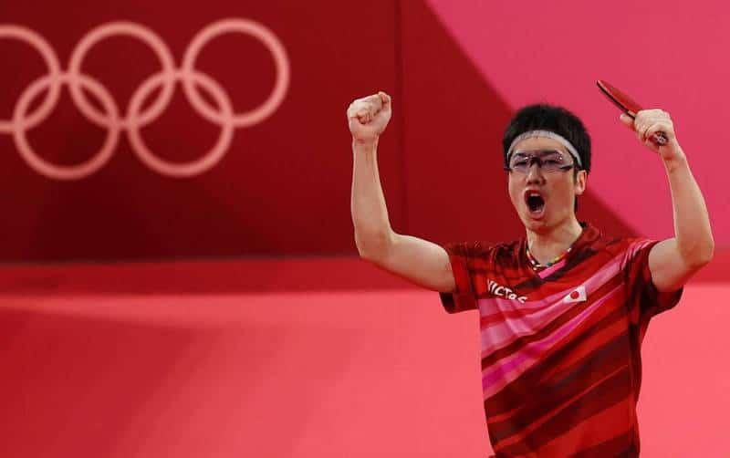 【東京奧運焦點】選手勵志故事!水谷隼患眼疾堅持出戰、郭婞淳答謝醫護捐救護車、伊朗男護士憑信念寫下奇蹟